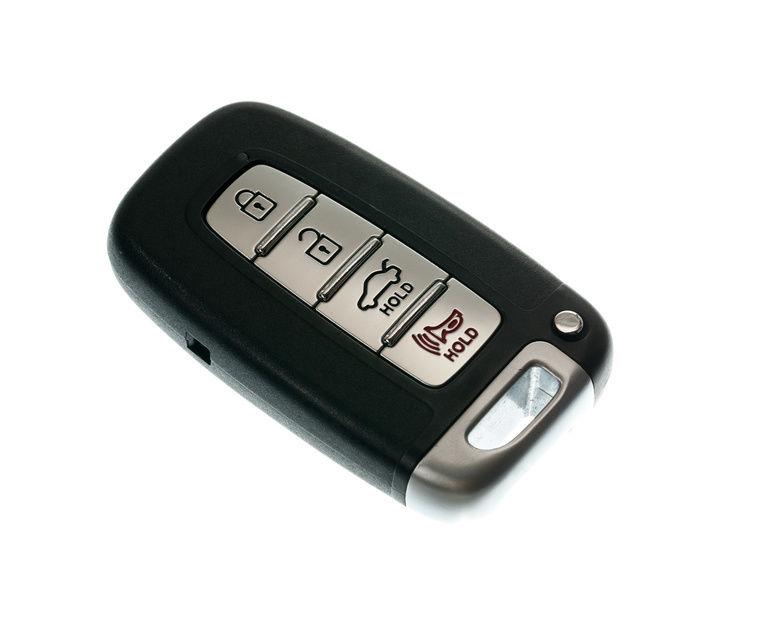 keyless keys