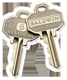Serrures Baldwin