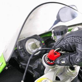 Remplacement de Clés de Moto