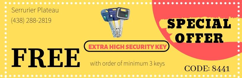 high security coupon