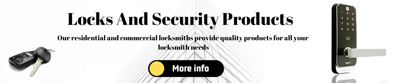 locksmith products