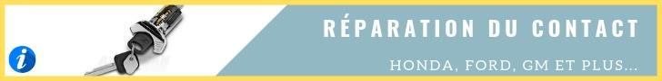 Réparation du contact (1)
