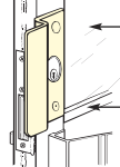 Door Reinforcement & Door Frame Reinforcement