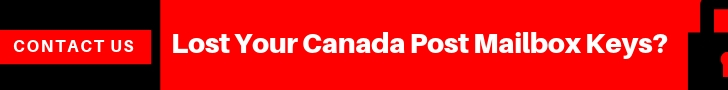 canada post mailbox keys
