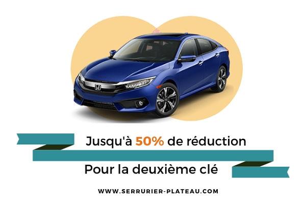 Remplacement De Clé Honda