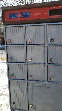 Serrure Post Canada