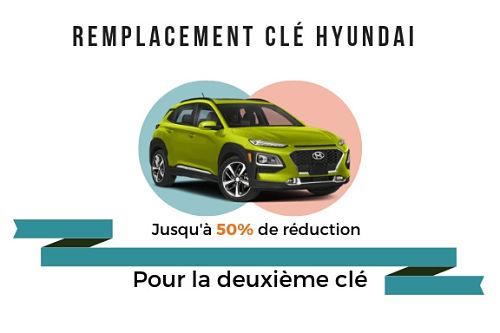 Remplacement de Clé a Puce Hyundai