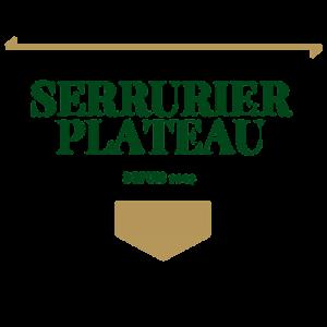 serrurier plateau