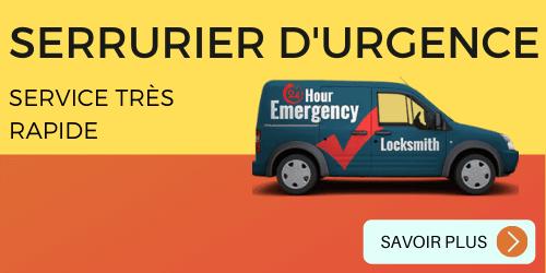 Serrurier d'urgence Montreal